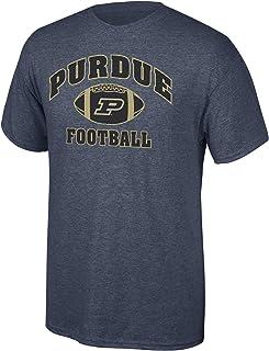 Elite Fan Shop Fan Favorite Team Dark Heather Short Sleeve Football Tee Shirt
