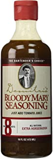 Demitri's Extra Horseradish Bloody Mary Seasoning Mix - 16 oz