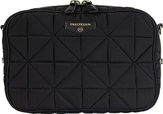 TWELVElittle - Waterproof Diaper Bag baby bag Clutch - Black