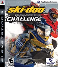 Ski Doo Snowmobile Challenge - Playstation 3 by VALCON GAMES