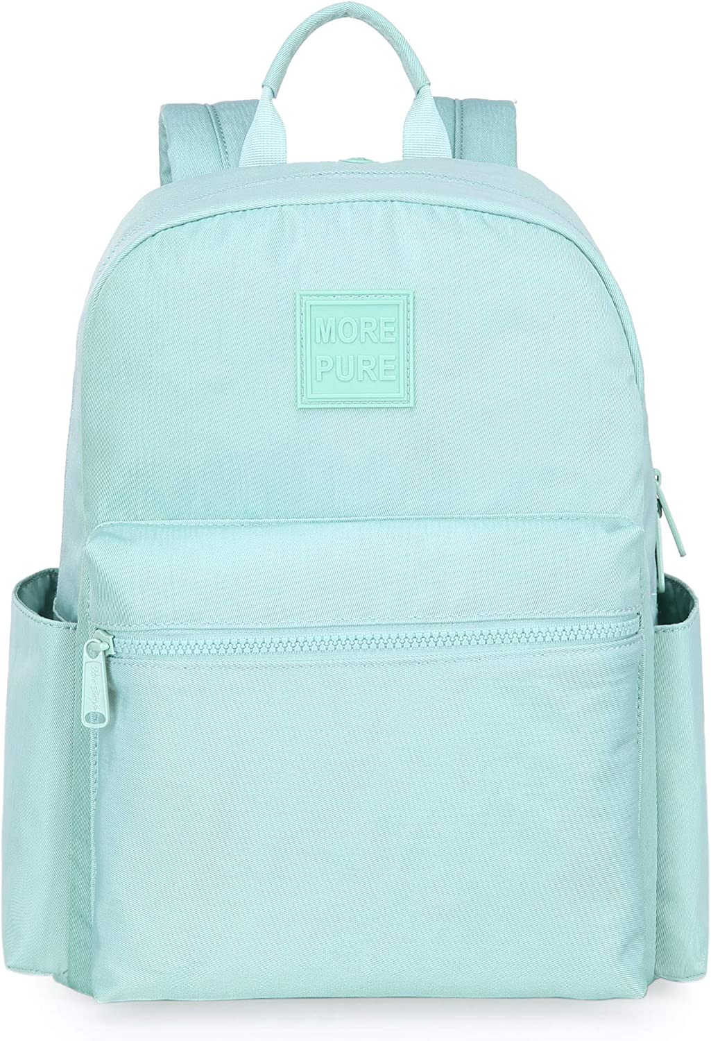 MOREPURE 237s Mini Travel Backpack Purse, 14.1x10.2x5.1 in
