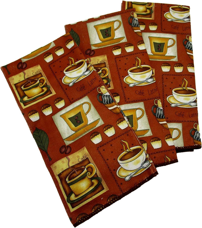 Microfiber Kitchen Towels - Coordinating and Prints Solids SALENEW very popular! Coff Classic