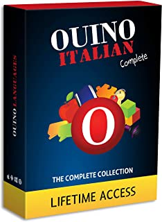 Learn Italian with OUINO: The Complete Expanded Edition v3 | Lifetime Access (for PC, Mac, iOS, Android, Chromebook)