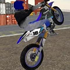Massive and detailed construction and dockyard environment Realistic motorbike driving physics Dynamic lights and sounds Multiple bike with unique skill traits Easy to play motorbike driving controls