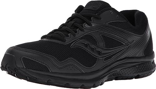 Cohesion masculina 10 zapatillas, negro, 7 m US