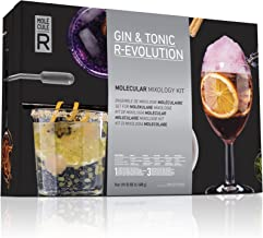 Kit de coctelería molecular R-EVOLUTION para gin-tonics de Molecule-R