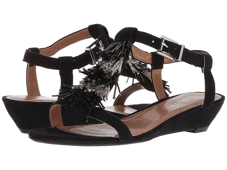 J. Renee Aleesa (Black/Silver) High Heels