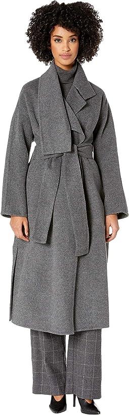 Belted Cozy Coat