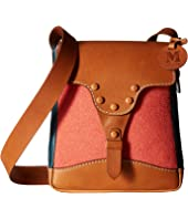 M Missoni - Felt w/ Leather Bag