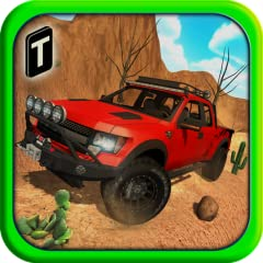 Amazing Selection of vehicles to choose from Spectacular 3D offroad graphics Realistic weather effects Smooth & easy gameplay Responsive and Intuitive Driving Experience Cool visual and sound effects