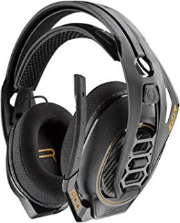 Plantronics Gaming Headset, RIG 800HD Wireless Gaming Headset for Windows with Prepaid Dolby Atmos® Activation Code Included