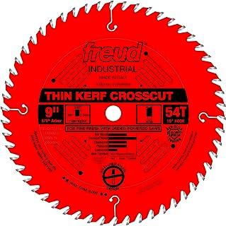 """Freud 9"""" x 54T Thin Kerf Fine Finish Crosscut Blade (LU88R009)"""
