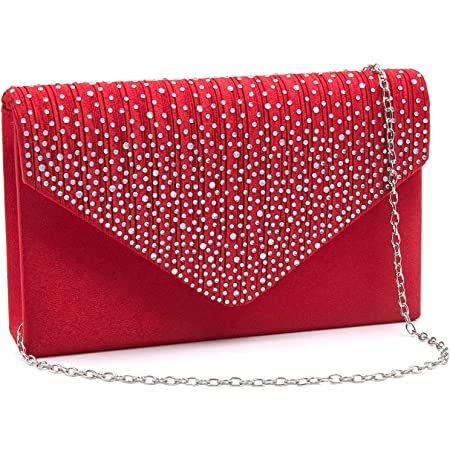 Details about  /Womens Ladies Prom Wedding Party Evening Bridal Vintage Purse Clutch Handbag Bag