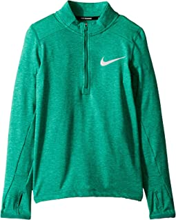 Nike Kids Dry Element 1/2 Zip Running Top (Little Kids/Big Kids)