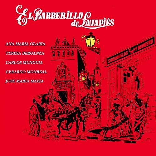 Barbieri: El Barberillo de Lavapies