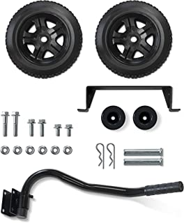 Champion Wheel Kit with Folding Handle and Never-Flat Tires for Champion 2800  to..