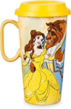 Disney Beauty and The Beast Ceramic Travel Mug