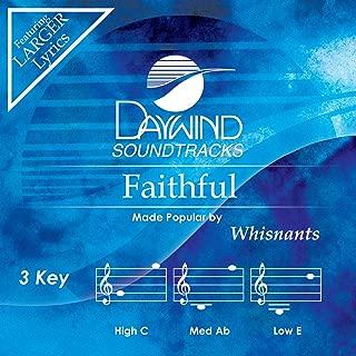 Faithful Accompaniment/Performance Track