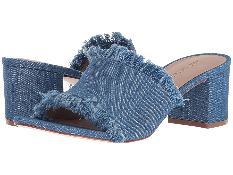 Image of Bernardo Blaire (Denim) Women's Sandals