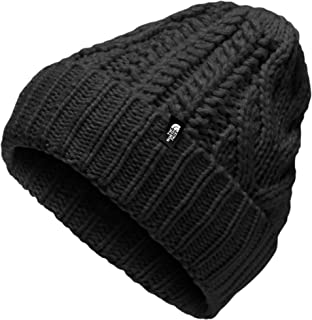 north face youth cable minna beanie