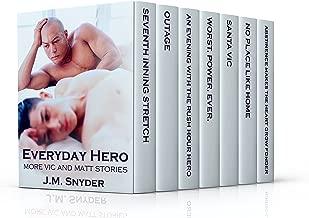 Everyday Hero Box Set (Vic and Matt Box Set Book 2)
