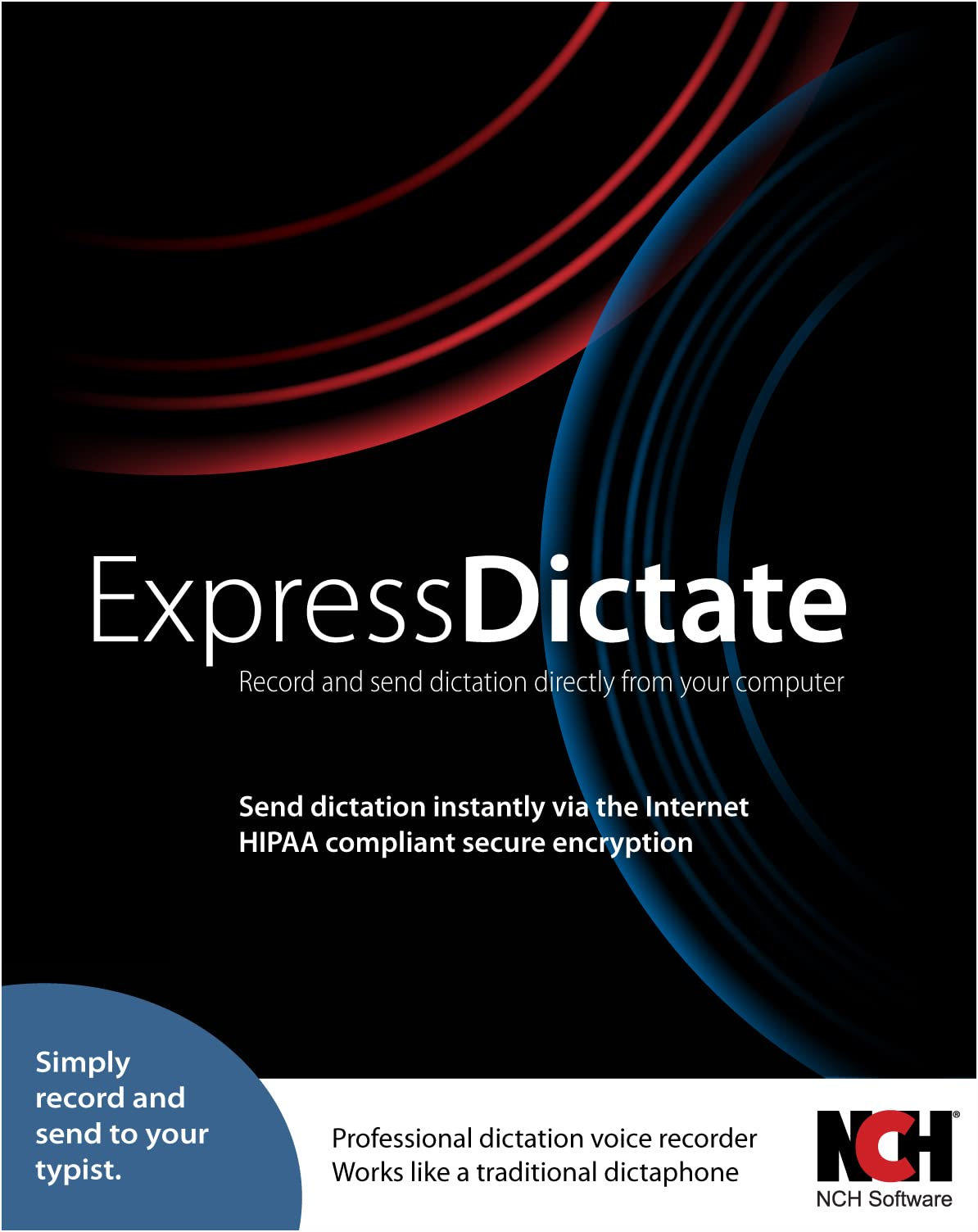 Express Large special price !! Dictate Digital At the price of surprise Dictation Software Dic and - Record Send