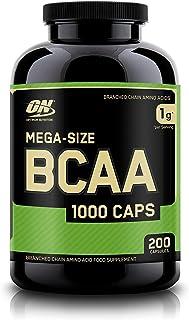 Optimum Nutrition BCAA 1000-200 Cápsulas