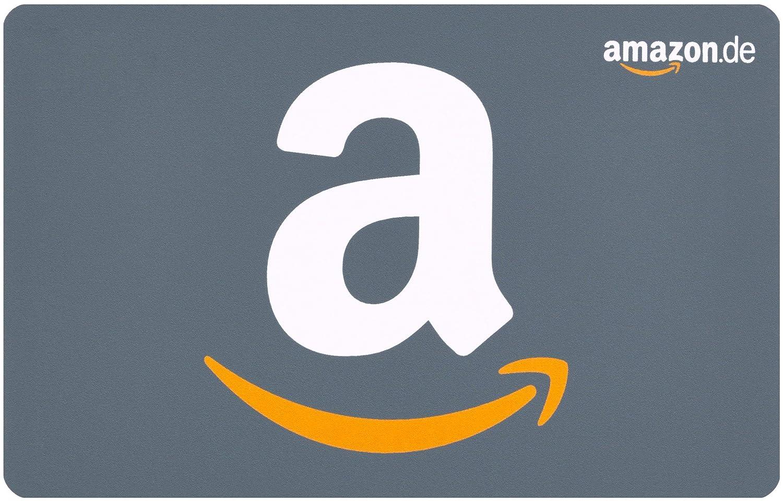 Amazon.de Gift Card in Gift Box (Brown and Blue) : Amazon.de: Gift