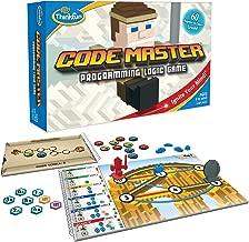 ThinkFun Code Master Programming Logic Game and STEM Toy – Teaches Programming Skills Through Fun Gameplay