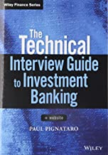 The Technical Interview Guide to Investment Banking: + Website
