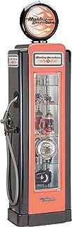 Harley-Davidson Super Premium Gas Pump Glass Display Cabinet