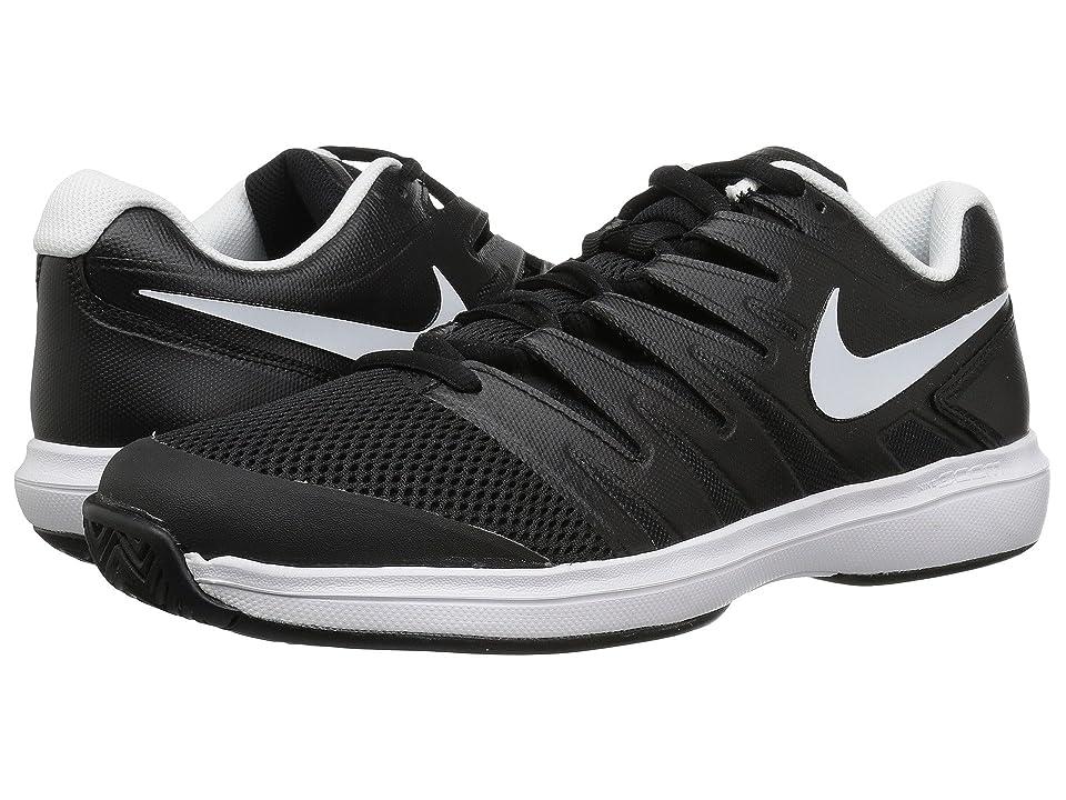 Nike Air Zoom Prestige (Black/White) Men