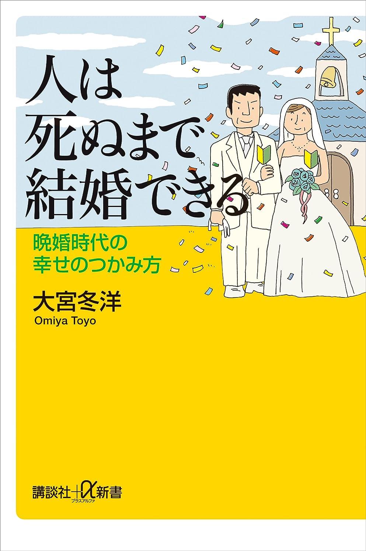 恋人曲分人は死ぬまで結婚できる 晩婚時代の幸せのつかみ方 (講談社+α新書)