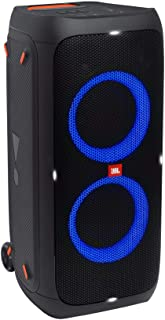 JBL Partybox310 Portable party speaker with dazzling lights and powerful JBL Pro Sound