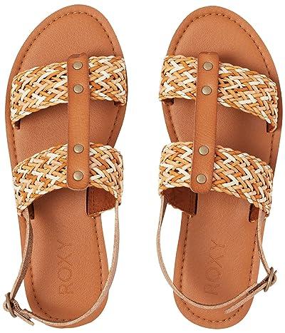 Roxy Chrishelle Sandals (Natural) Women