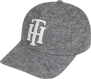 تومي هيلفغر قبعة البيسبول وسناباك ، رمادي ، قياس واحد - AW0AW07551