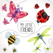 Find Object Cartoon Insects