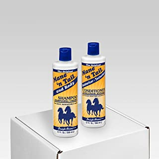 Mane 'n Tail Original Body Shampoo & Moisturizer Texturizer Conditioner Set 12 oz ea