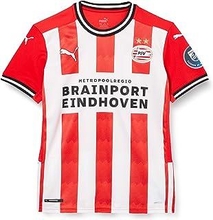 PUMA Unisex Kinder PSV Home Shirt Replica Jr with Sponsor Trikot