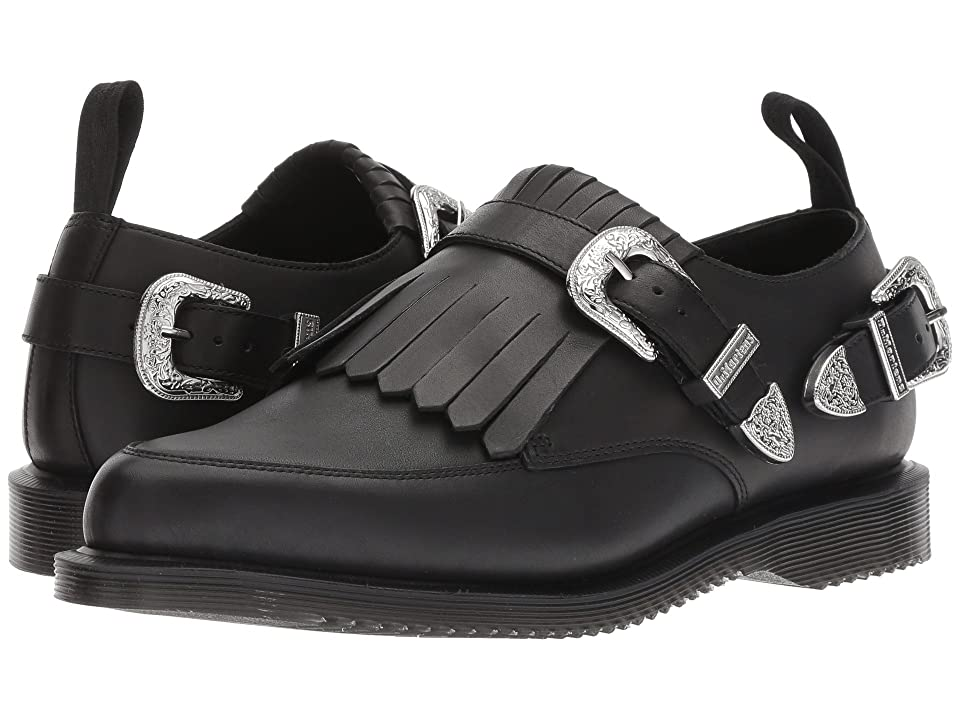 Dr. Martens Delylah Regale (Black Temperley) Women