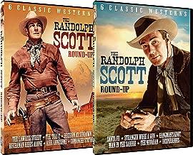 Randolph Scott Round-Up Volume 1 & 2 - 12 Film Bundle