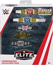 WWE Ringside Collectibles Championship Collectors Pack