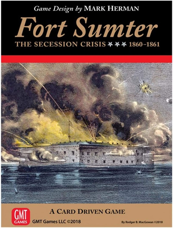 con 60% de descuento GMT-3 Fort Sumter  The Secession Crisis, 1860-61 - English English English  tienda de venta
