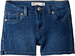 Levi's® Kids - 710™ Super Skinny Fit Soft and Silky Shorts (Little Kids)