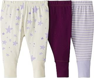 Moon and Back Unisex Kids 3 Pack Legging
