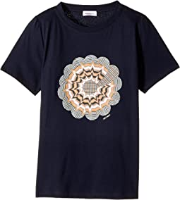 Missoni Kids - Greca Print T-Shirt (Big Kids)
