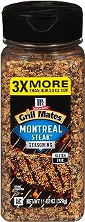 McCormick Grill Mates Montreal Steak Seasoning, 11.62 oz