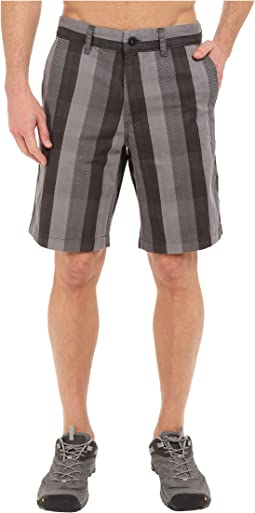The Narrows Plaid Shorts