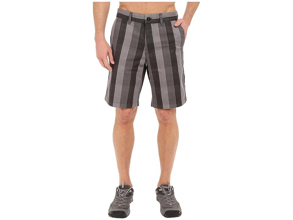 The North Face The Narrows Plaid Shorts (Asphalt Grey Plaid (Prior Season)) Men