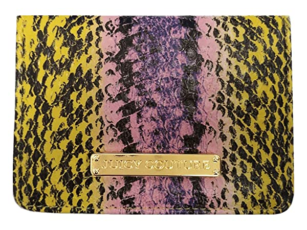 Juicy Couture As Good As Gold Card Case
